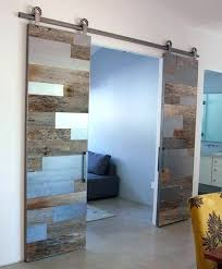 doors on tracks skillful frosted glass sliding barn doors glass barn door interior sliding interior barn