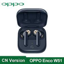 Chính Hãng OPPO Enco W51 TWS Tai Nghe 7Mm Năng Động Bluetooth 5.0 Không Dây  Tai Nghe Nhét Tai Loại C Cho Reno 4 SE pro 3 Tìm X2 Pro ACE 2
