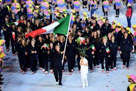 Italia alle Olimpiadi 2021 in 36 sport diversi! Tutte le discipline con gli  azzurri in gara. Pochissime assenze – OA Sport