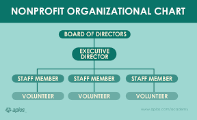 Organizational Chart Business Plan Sample E In Pdf
