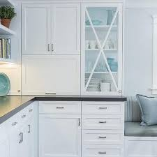 glass front kitchen hutch design ideas intended for countertop idea 43