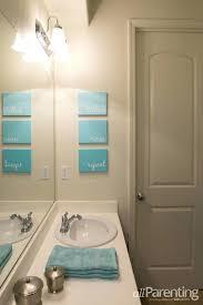Wall Arts ~ 31 Brilliant Diy Decor Ideas For Your Bathroom Wall ...