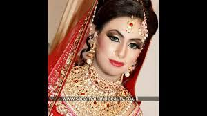 real bridal makeup and hairsadaf wan video dailymotion