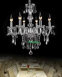 modern crystal chandeliers dining room 6 lights chandelier with crystal pendants entrance hall chandelier led home glass arms chandeliers white chandelier