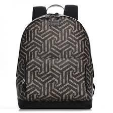 gucci bags backpack. gucci gg supreme monogram medium caleido print backpack nero black 205376 gucci bags