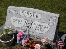 "Jacqueline D. ""Jackie"" Phillips Singer (1950-2019) - Find A Grave Memorial"