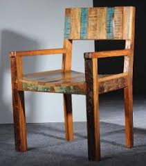 recycled wooden furniture. Recycled Wood Chair Wooden Furniture
