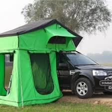 Cascadia Vehicle Roof Top Tents :: 3+ Person RoofTop Tents