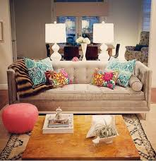Couch pillow ideas Living Room Colorful Pillows To Brighten Beige Sofa Pinterest Colorful Pillows To Brighten Beige Sofa Gilded Mint Living