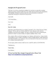 Employee Proposal Letter. Awesome Collection Of Sample Proposal ...