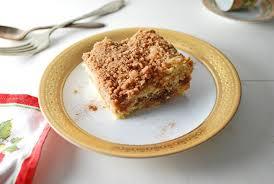 Ina garten's sour cream coffee cake. Sour Cream Coffee Cake