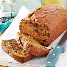 bake recipes taste of home chocolate chip pumpkin bread