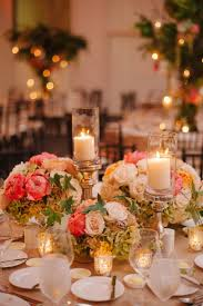 round table centerpieces google zoeken wedding tables 3 round table