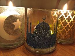 I was inspired to make these votive candle holders after browsing the  Internet one day for holiday decoration ideas. The candle holders can be  bought from ...