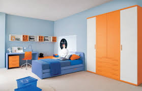 bed designs for kids. Kids Rooms, Bedroom Designs Trendy Gender Neutral Room Photo In Miami With Carpet Bed For