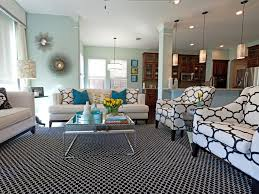 ... Living Room, Original Jeanine Hays New Living Room Color Palettes  Glamorous Black And White Living ...