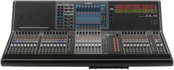 yamaha mixer. yamaha cl5 digital mixer image 1 g