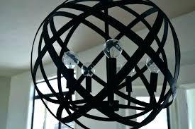 extra large orb chandelier large orb chandelier wooden orb chandelier wood orb chandelier large orb chandelier