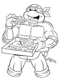Small Picture Pictures Of Teenage Mutant Ninja Turtles Colouring Pages Ninja