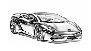 Lamborghini sketch by rodiontigue on DeviantArt