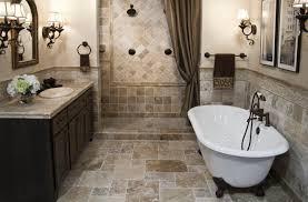 Rustic Contemporary Bathroom Designs