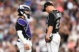 Early promotion of Peter Lambert backfiring for Rockies' future hopes |