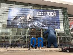 the colorado convention center during the inaugural 2018 winter outdoor retailer and snowsports industry of america