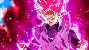 Dragon Ball Super Black Goku Wallpaper ...