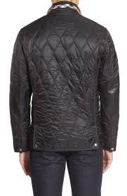 Burberry Gillington Water Resistant Quilted Jacket | Nordstrom &  Adamdwight.com