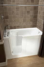 safety tubs 60 w x 30 d soaking walk in bathtub left hand drain at menards