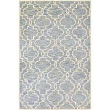 madera doretta light blue white 6 ft x 8 ft area rug