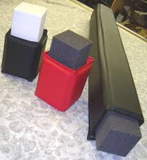 Decorative 4x4 Post Wraps Child Safety Foam Basement Pole Bumper Fireplace Cushion