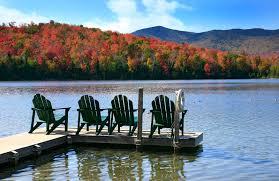 adirondack chairs lake. Fine Lake Download Adirondack Chairs On Lake Stock Image Image Of Foliage  6596097 In Chairs Lake O