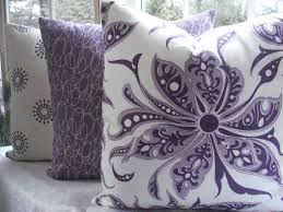 best  purple throw pillows ideas on pinterest  purple bedding