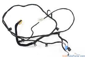 vw phaeton 3d 4 2l door panel wiring harness 3d7971694h 172299 2004 2005 2006 vw phaeton 3d rear right door panel wiring harness
