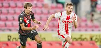 Although it was expected that the new club can begin in the landesliga , where scb viktoria had played at last, they were forced by the association to start in the lowest league, kreisliga d. 1 Fc Koln Testspiel Gegen Den Fc Bayern