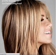 Dirty Blonde Hair Colors Jennifer Aniston