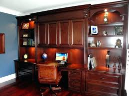 custom home office cabinets. Built In Office Cabinets Home Fetching Custom Designs At Wall F