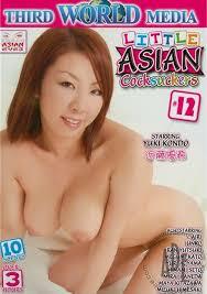 Tiny asian doll blowjob