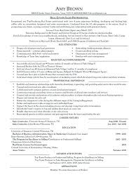 Realtor Resume Sample Resume Examples Luxury Sales Representative ...