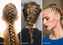 Plaits Hairstyle spring summer 2016 hairstyle trends fashionisers 3336 by stevesalt.us