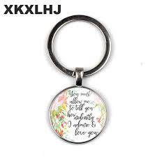 The most popular <b>Bible verses</b> keychain glass dome <b>verses</b> quote ...
