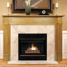 build fireplace mantel surround over brick how to a shelf making