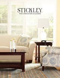 stickley fine upholstery leather