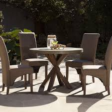 round glass top dining table new round glass top patio table of round glass top dining