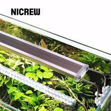 Sun Sun Led Light Us 15 24 39 Off Nicrew Sunsun Ade Aquatic Plant Smd Led Lighting Aquarium Chihiros 220v 12w 14w 18w 24w Ultra Thin Aluminum Alloy For Fish Tank In