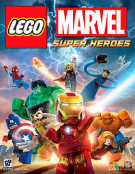 <b>Lego</b> Marvel <b>Super Heroes</b> - Wikipedia