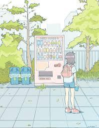 Vending Machine Anime Gorgeous Odaiba Vending Machine Based On A Pic I Took In Odaiba Last Year