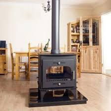 free standing stove. Free Standing Stoves. Boru Carraig Mor Double Sided Stove