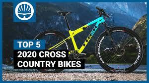 Mountain Bike Weight Comparison Chart Top 5 2020 Cross Country Bikes